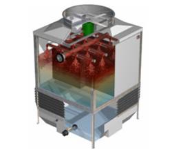 Control de legionella en torres de refrigeración