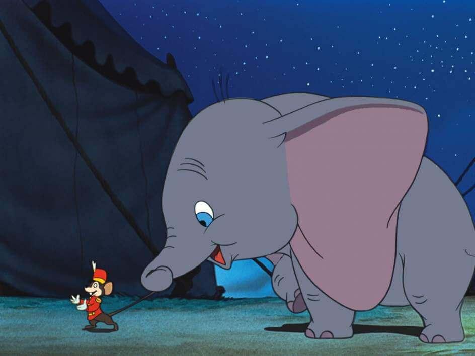 elefantes tienen miedo a los ratones