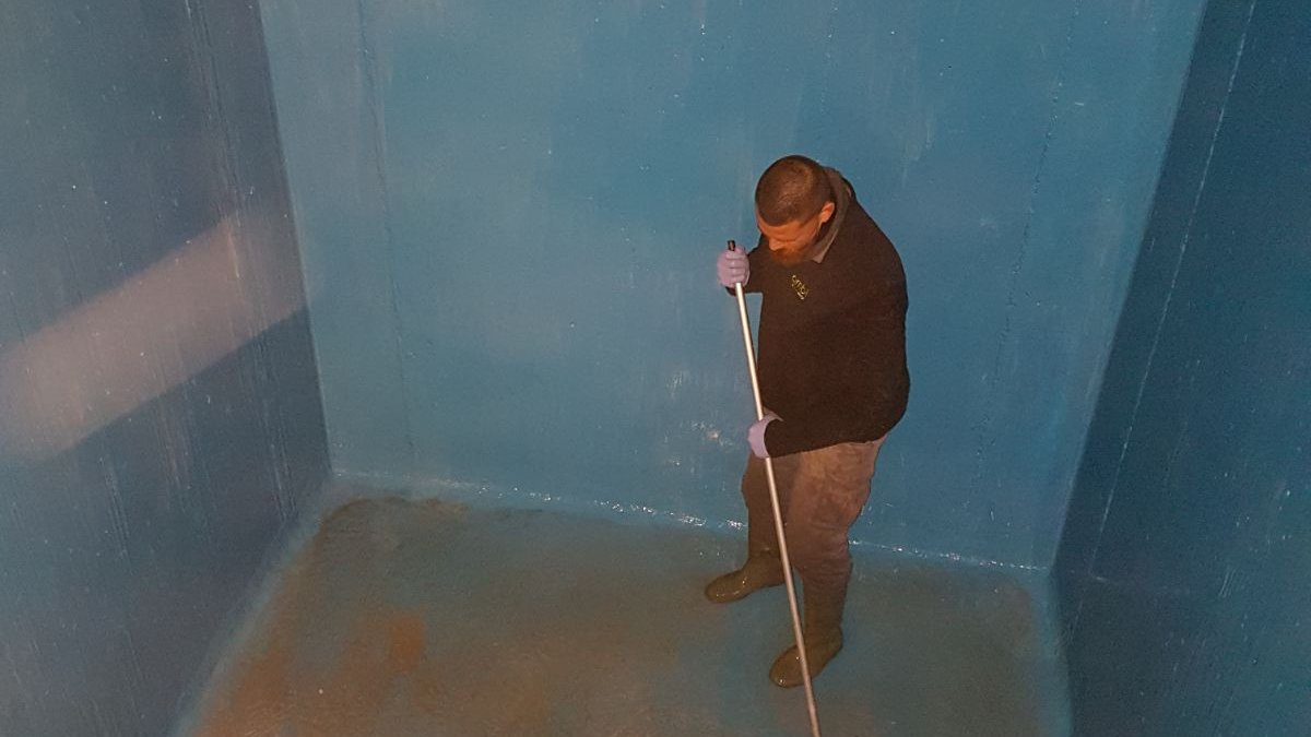limpieza de aljibes