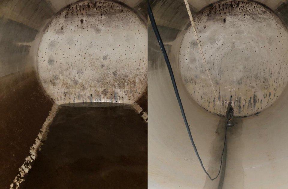 limpieza de aljibes en malaga